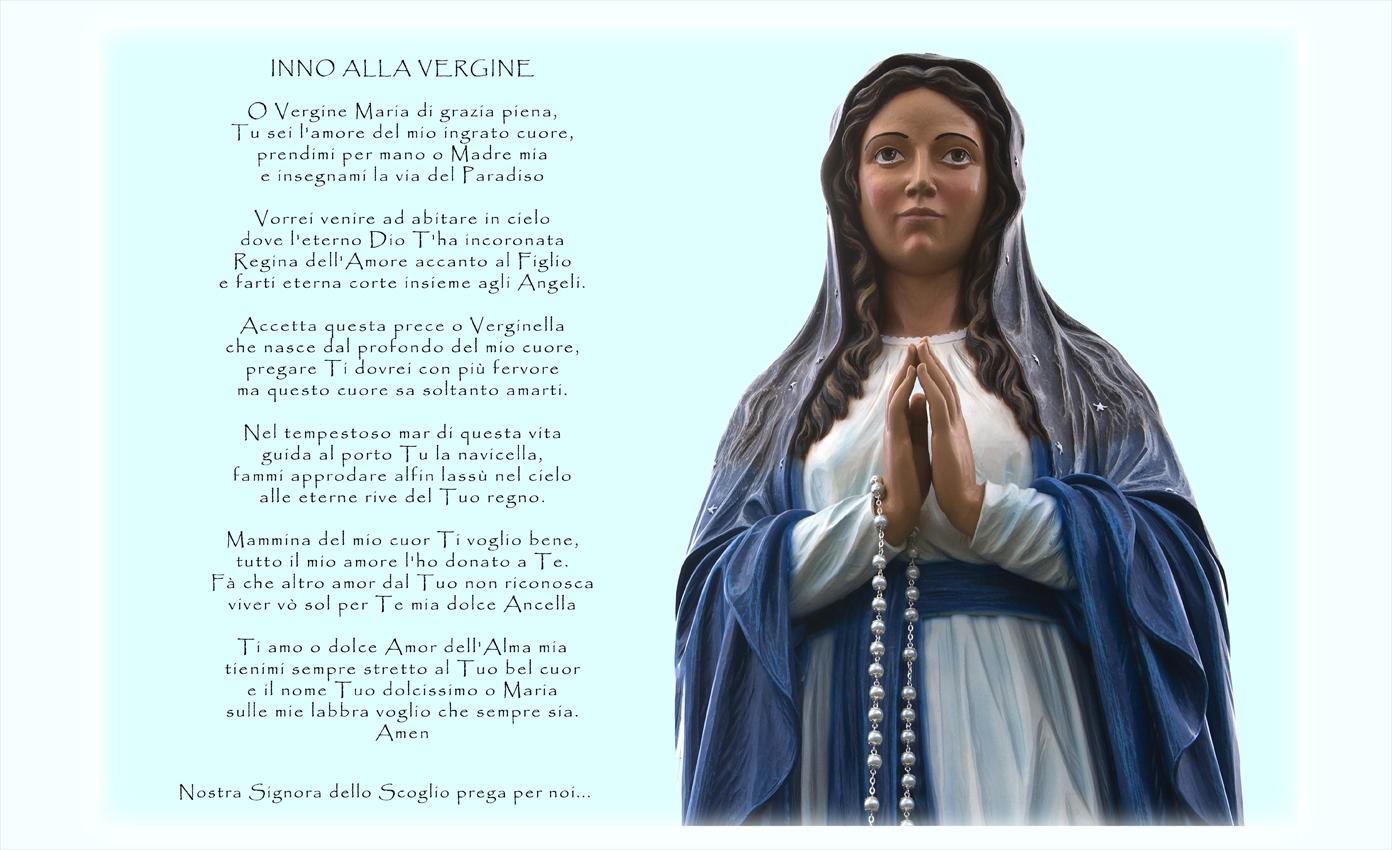 Preghiere Nostra Signora Dello Scoglio
