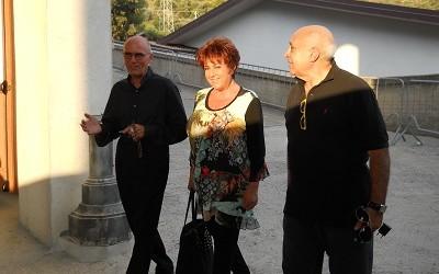 In visita all'Opera Madonna dello Scoglio